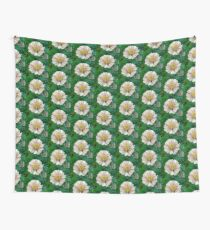 Zinnia Guest  Wall Tapestry