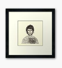Elizabeth Peyton Framed Print