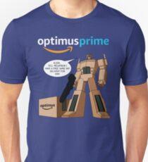 Optimus Prime Slim Fit T-Shirt
