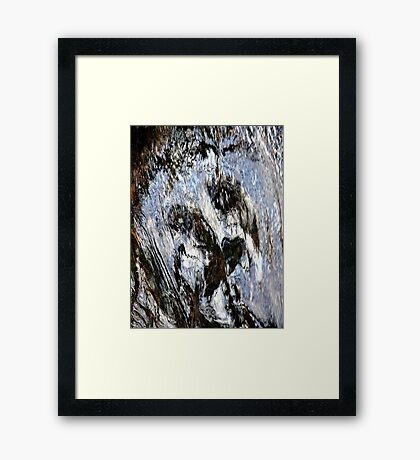 The Boogyman Framed Print