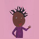 « BB Girl - Martin Boisvert - Faces à flaques » par Martin Boisvert