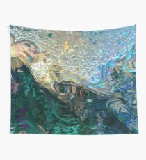 Sea Nymph Wall Tapestry