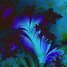 Moonlit Forest by Julie Shortridge