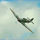 Hawker Hurricane by SWEEPER