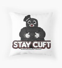 Stay Cuft Throw Pillow