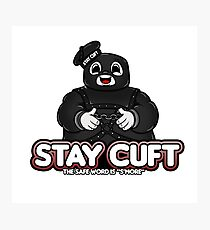 Stay Cuft Photographic Print