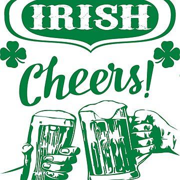 Irish Cheers by BeautonFashions