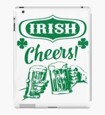 Irish Cheers iPad Case/Skin