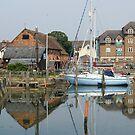 Eling tide mill landscape by Jim Hellier