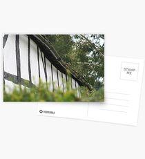 Half timber Postcards