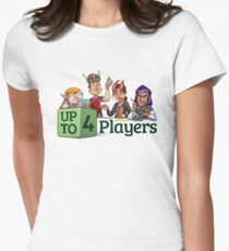 Roleplaying is Awesome Women's Fitted T-Shirt