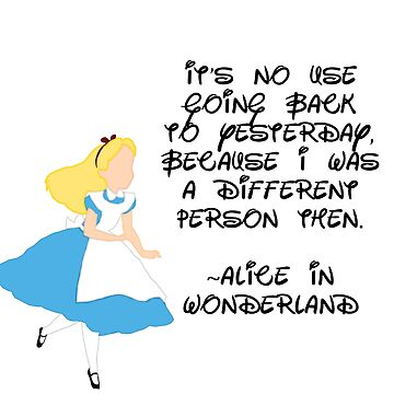 Alice in Wonderland by EmmyPipster