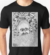 Rastaman dodle Unisex T-Shirt