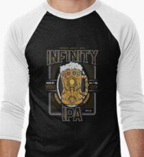 Infinity IPA Men's Baseball ¾ T-Shirt
