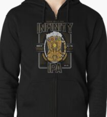 Infinity IPA Zipped Hoodie