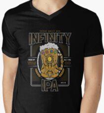 Infinity IPA Men's V-Neck T-Shirt