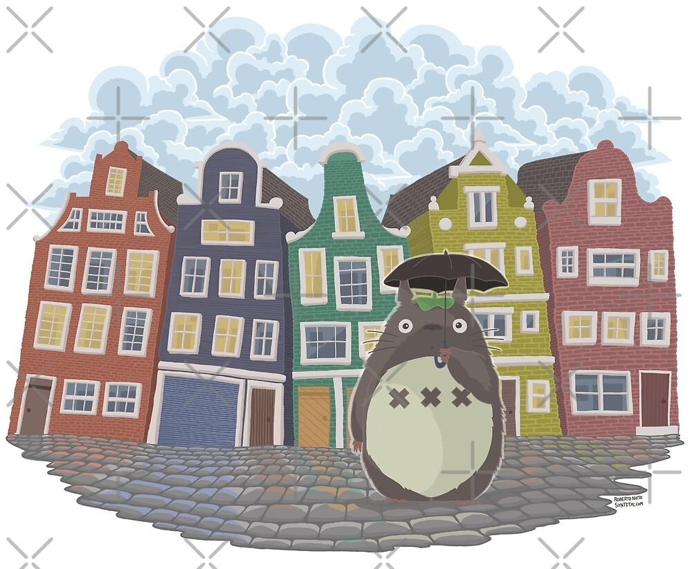 «Mi vecino Amsterdam» de Roberto Nieto