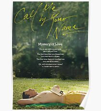 CMBYN Korean Mystery of Love Poster Poster