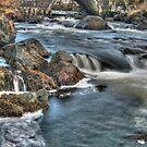 Culag Bridge by Alexander Mcrobbie-Munro