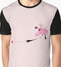 Flamingo's yo-yo Graphic T-Shirt
