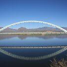 Roosevelt Bridge, AZ by Robert Khan