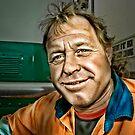 Trucker Tim. by Mick Smith