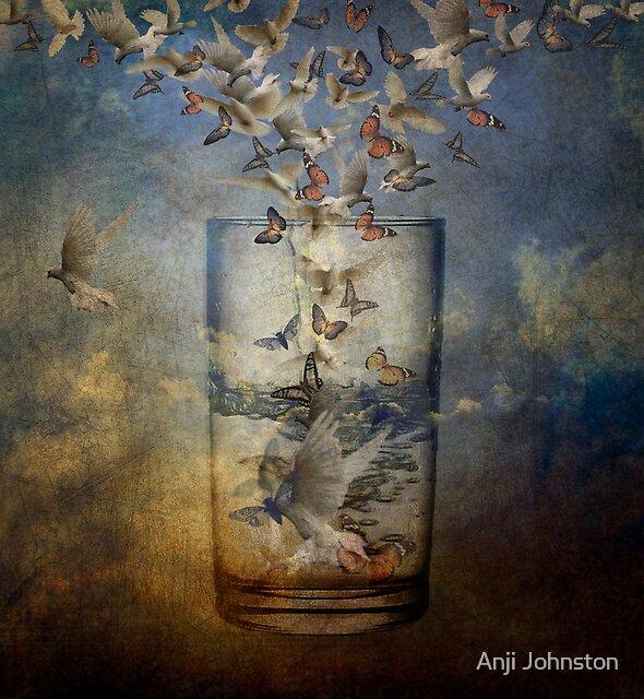 Always Half Full by Anji Johnston