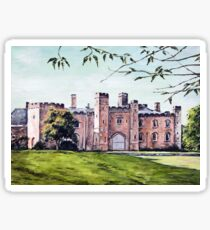 Chiddingstone Castle Sticker