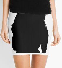 Minifalda Silueta de cabello Camila