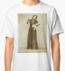 Mme. Marie Knight, Vintage, Black Gospel, Jazz, Blues, Female Singer Classic T-Shirt