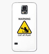 """Hazkatz """"Toilet Paper Playtime"""" Case/Skin for Samsung Galaxy"""