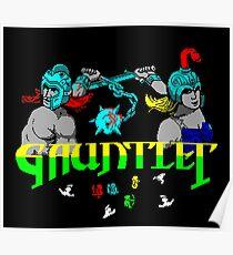 Gaming [ZX Spectrum] - Gauntlet Poster