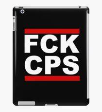 fuck cops police acab iPad Case/Skin