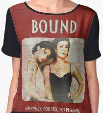 Bound - Wachowski brothers Blusa