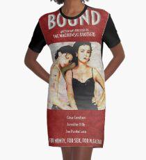 Gebunden - Wachowski Brüder T-Shirt Kleid