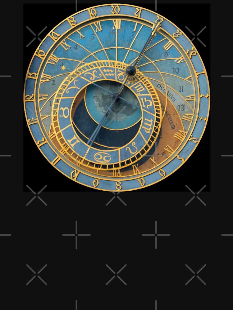 Stunning! Medievil Astronomical Clock or Prague Orloj in Prague / Praha Czech Republic - Professional Photo by Picturestation