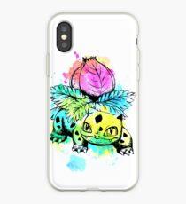 Ivysaur iPhone Case
