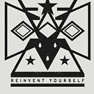 Reinvent Yourself by Denis Marsili