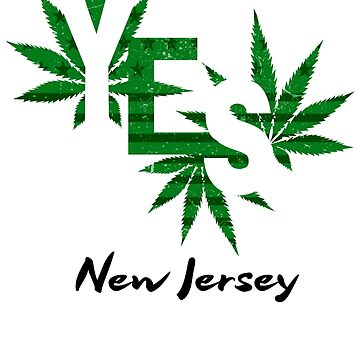 Cannabis New Jersey Legalization by hollycraychee