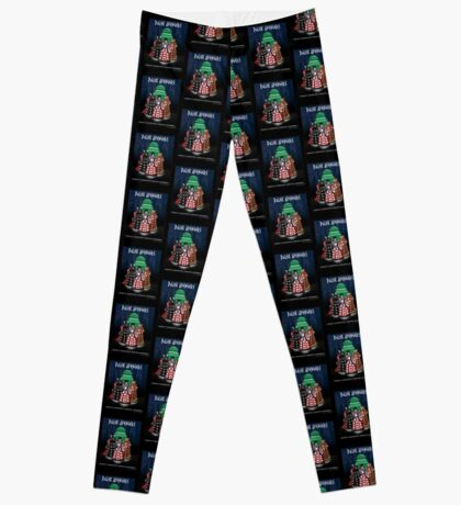 Marvel at the Su-WHO-per-heroes Leggings