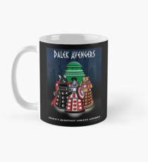 Marvel at the Su-WHO-per-heroes Mug