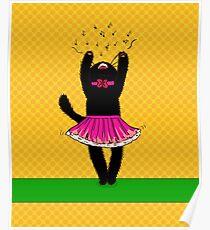 Mushu Dance Poster