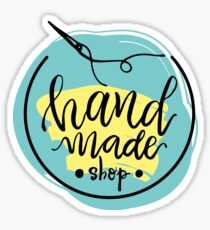 handmade  Sticker