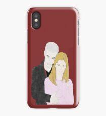Buffy + Spike iPhone Case/Skin