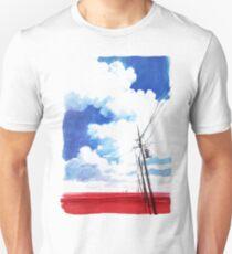 In der Nähe von Fourth Impact LCL Sea Slim Fit T-Shirt
