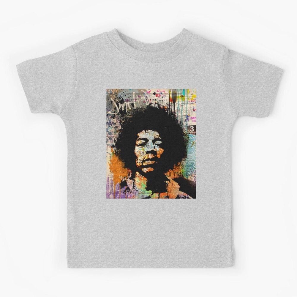 GUITAR GOD #4 on dictionary page Kids T-Shirt