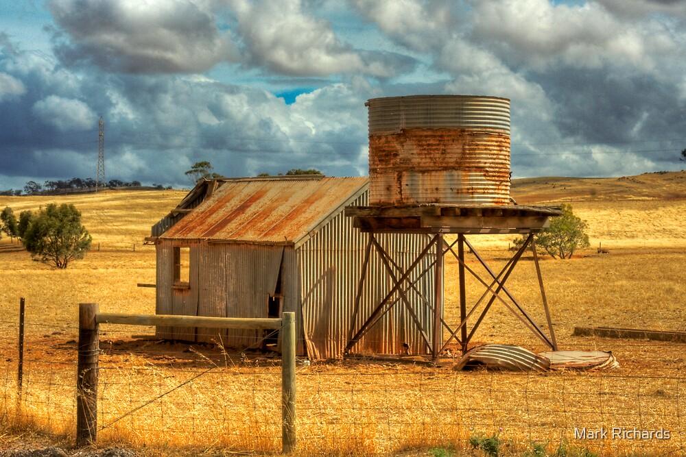 Forgotten Revisited - Kanmantoo, Adelaide Hills, South Australia by Mark Richards