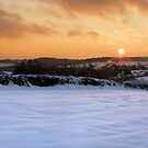Winter Sun by Chris Charlesworth