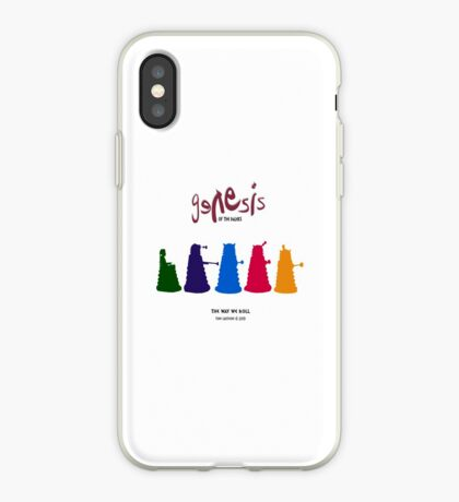 The Way We Roll iPhone Case