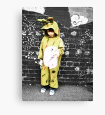 Zombie and Gothic Pt 1 Canvas Print